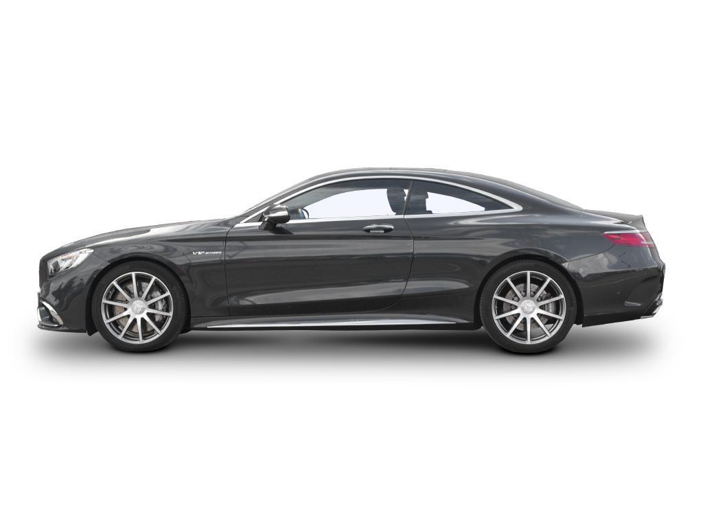 Mercedes benz s class amg coupe s63 2dr concept for Mercedes benz s class lease