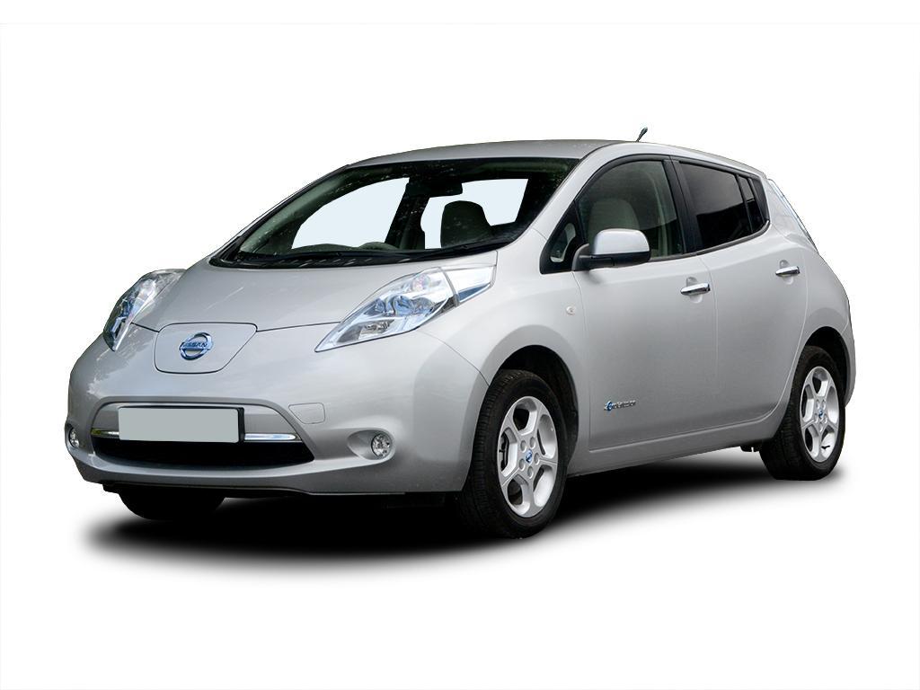 nissan leaf hatchback tekna 5dr auto concept vehicle leasing. Black Bedroom Furniture Sets. Home Design Ideas