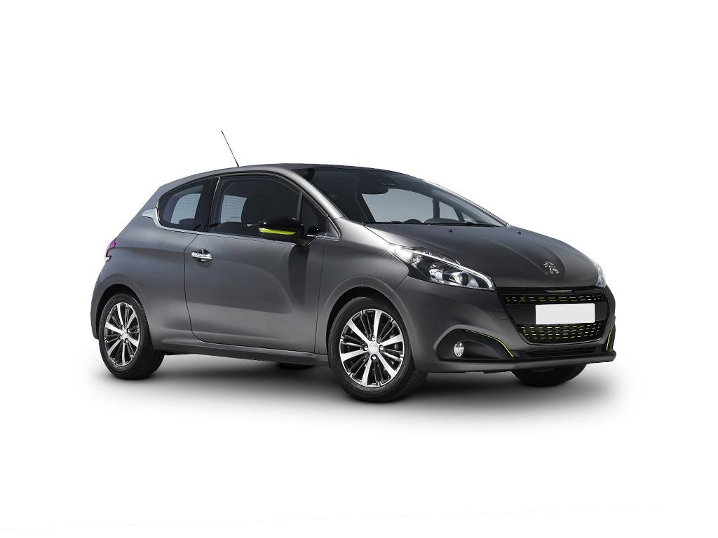 peugeot 208 hatchback 1 6 thp gti concept vehicle leasing. Black Bedroom Furniture Sets. Home Design Ideas