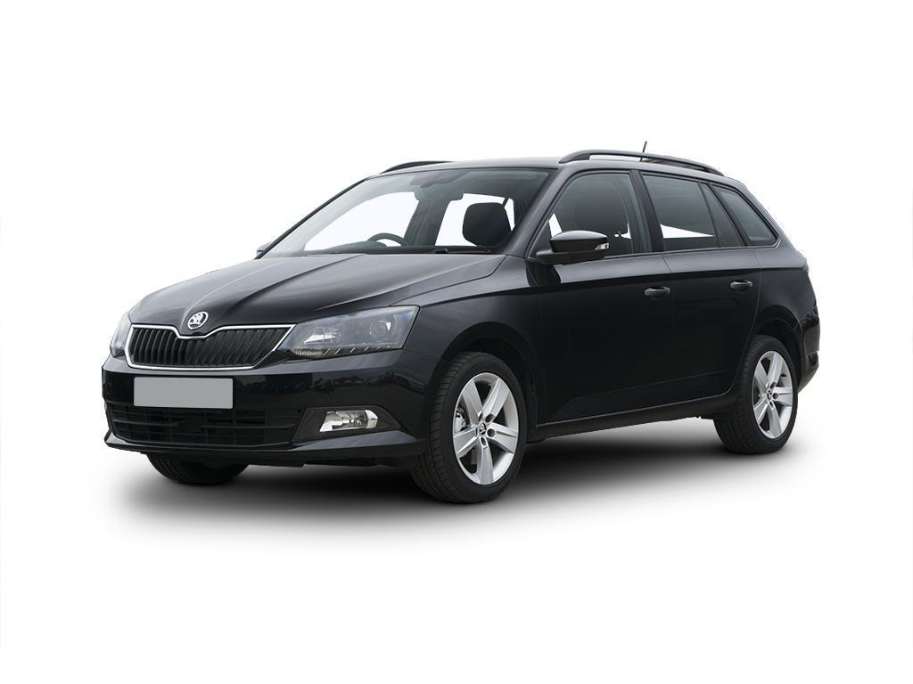 Skoda Fabia Estate 1 2 Tsi Monte Carlo Concept Vehicle Leasing
