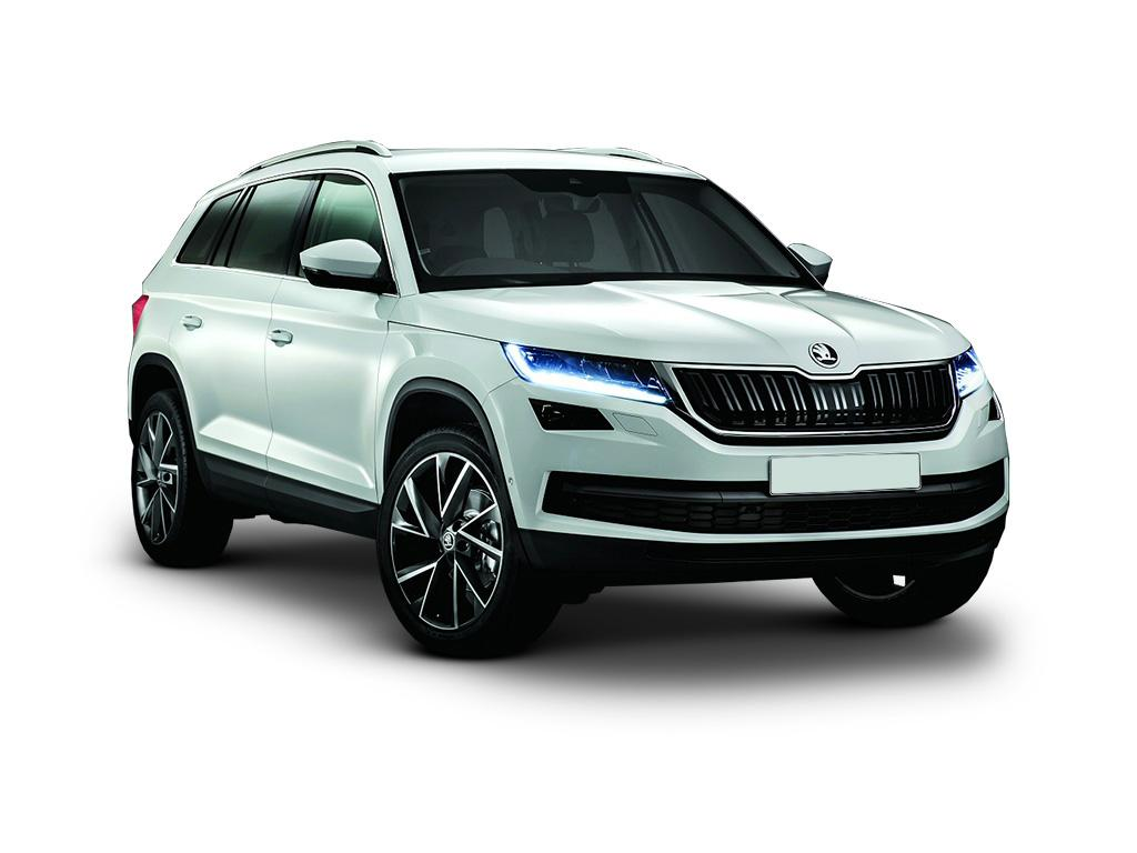 skoda kodiaq estate 1 4 tsi 150 se l 4x4 concept vehicle leasing. Black Bedroom Furniture Sets. Home Design Ideas