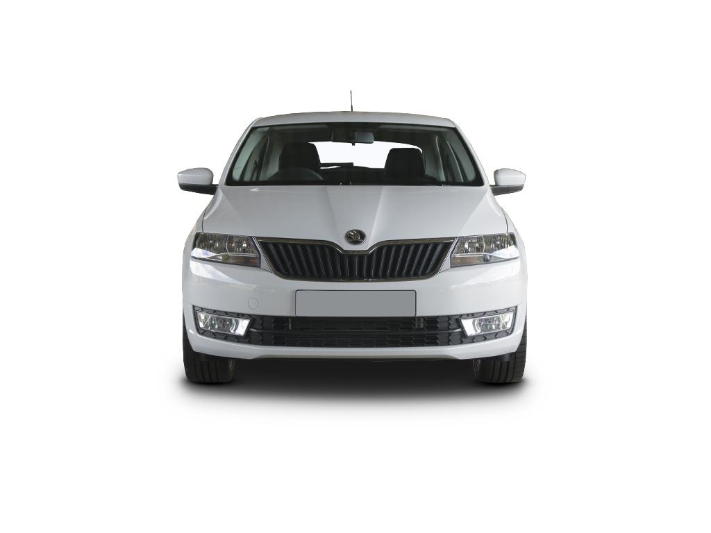 skoda rapid diesel hatchback 1 4 tdi cr concept. Black Bedroom Furniture Sets. Home Design Ideas