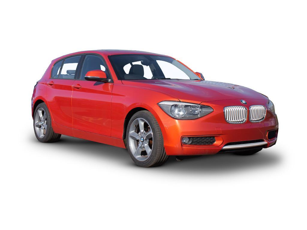 Bmw 1 Series Diesel Hatchback 116d Concept Vehicle