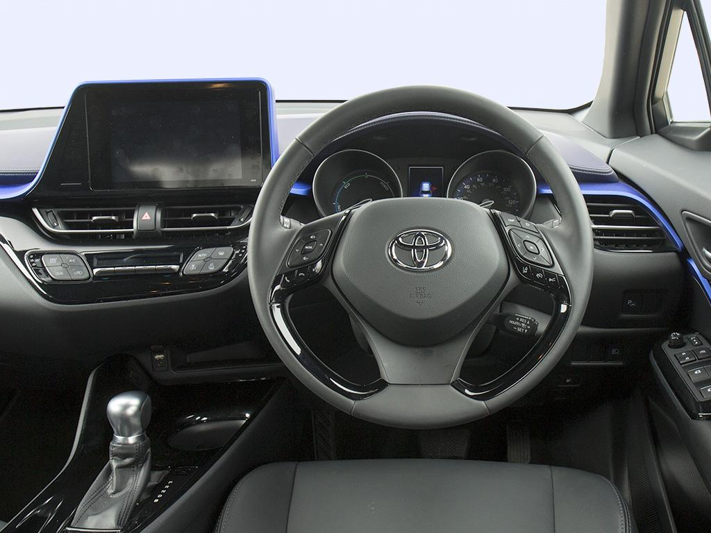 toyota c hr hatchback 1 8 hybrid dynamic concept. Black Bedroom Furniture Sets. Home Design Ideas