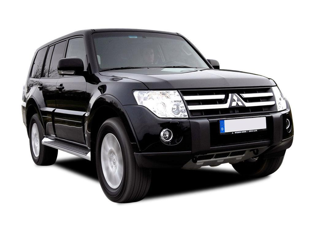 cd82c6cd2117ac MITSUBISHI Shogun Lwb Diesel. 3.2 DI-DC 187 4Work SG2 Van Auto. Vehicle
