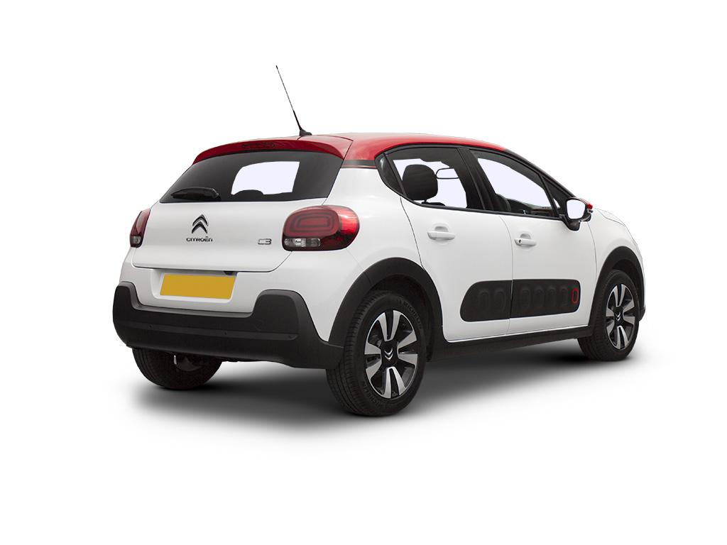 citroen c3 diesel hatchback 1 6 bluehdi concept vehicle leasing. Black Bedroom Furniture Sets. Home Design Ideas