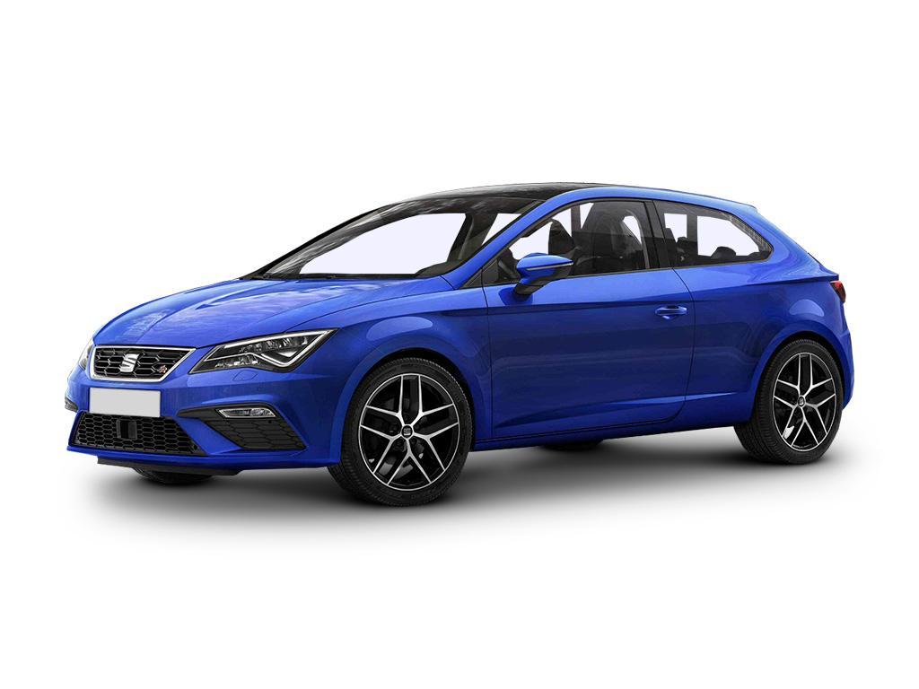 seat leon sport coupe 2 0 tsi cupra 300 concept vehicle leasing. Black Bedroom Furniture Sets. Home Design Ideas