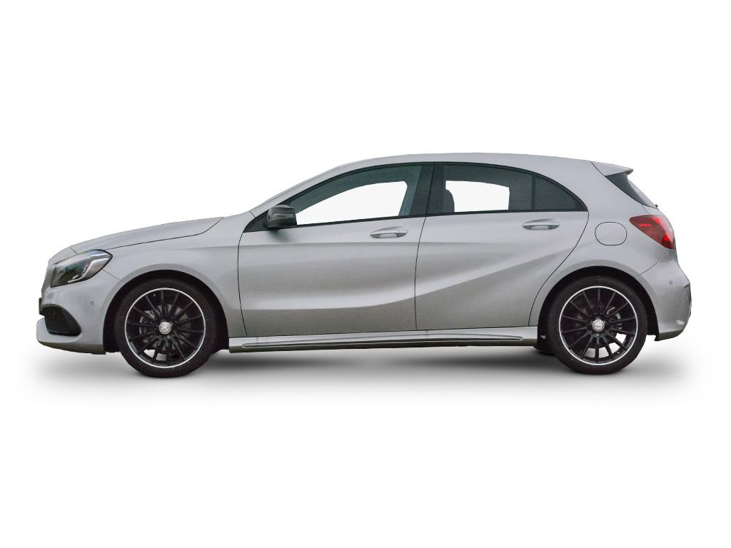 Mercedes benz a class diesel hatchback concept for Mercedes benz service contract cost