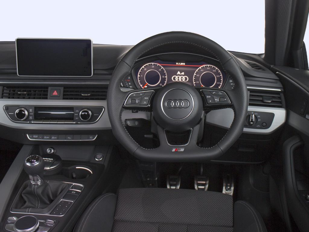 Audi A4 Avant Special Editions 14t Fsi Concept Vehicle Leasing