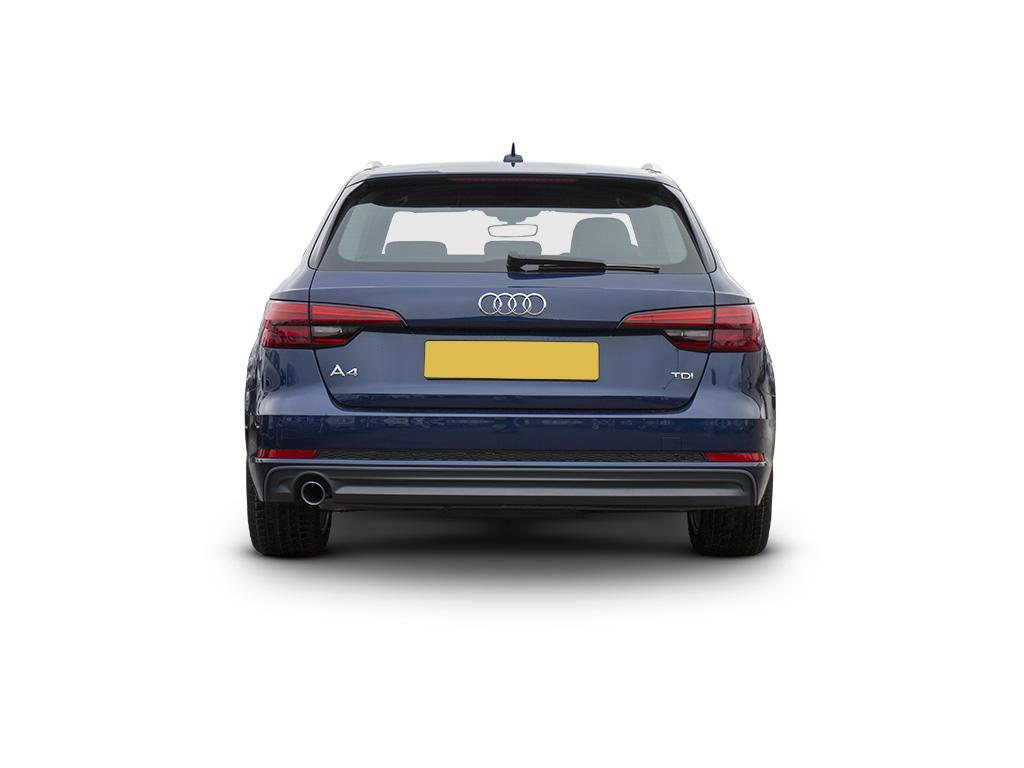 Audi A4 Avant Special Editions 30 Tdi Concept Vehicle Leasing