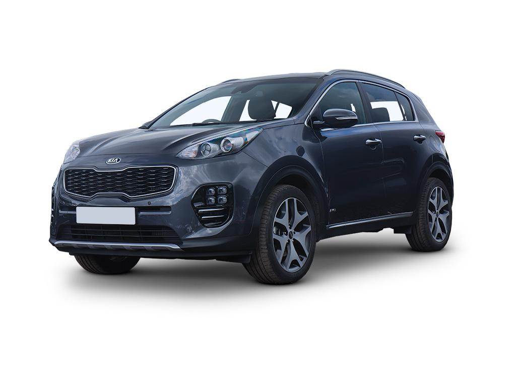 kia sportage estate special edition 1 7 concept vehicle leasing. Black Bedroom Furniture Sets. Home Design Ideas