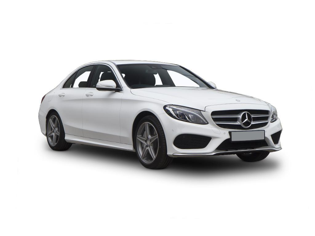 Mercedes benz c class diesel saloon concept vehicle for Mercedes benz service contract cost