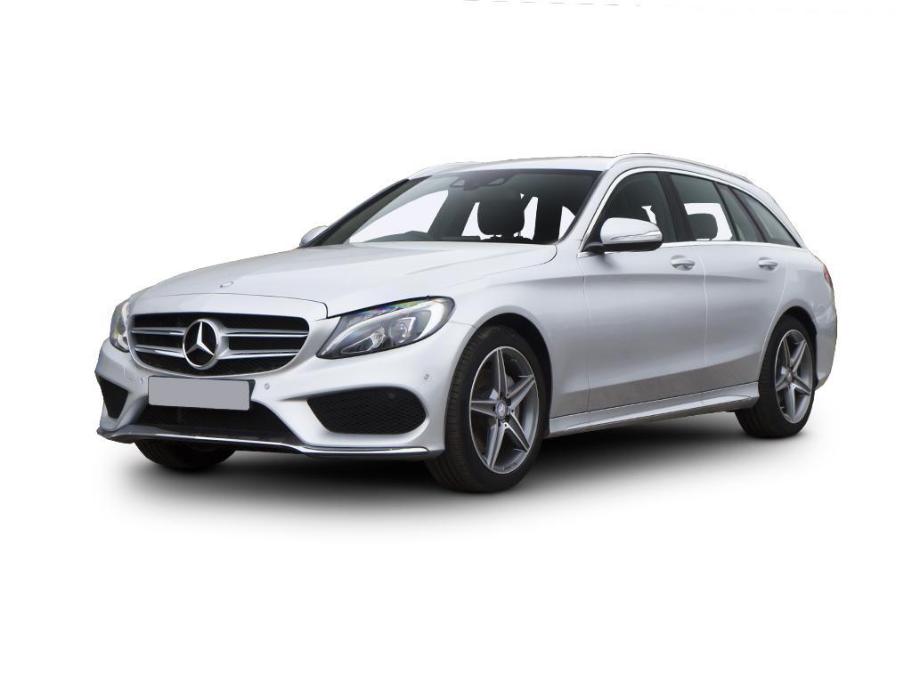 Mercedes benz c class estate c200 se concept vehicle for Mercedes benz service contract cost