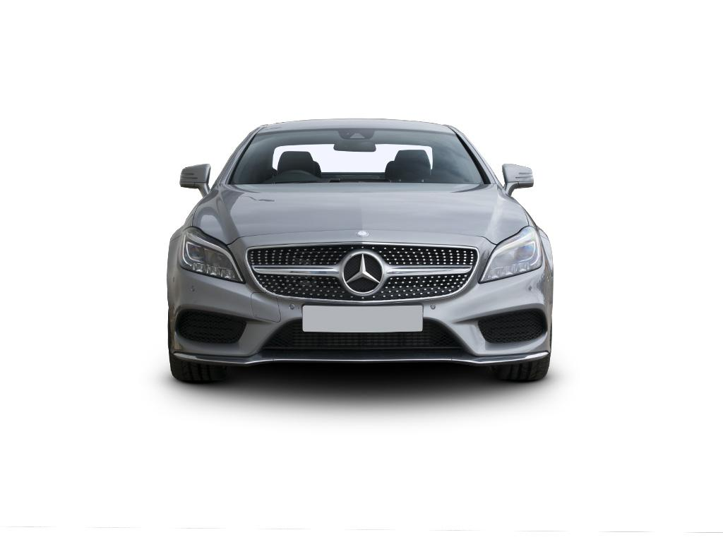 Mercedes benz cls diesel coupe cls 350d concept for Mercedes benz service contract cost
