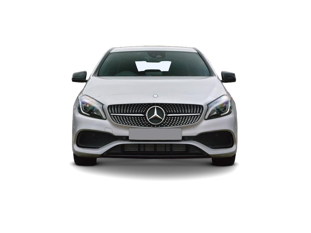 Mercedes benz a class hatchback a160 amg concept for Mercedes benz service contract cost