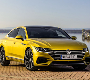 Square concept vehicle leasing volkswagen arteon 01