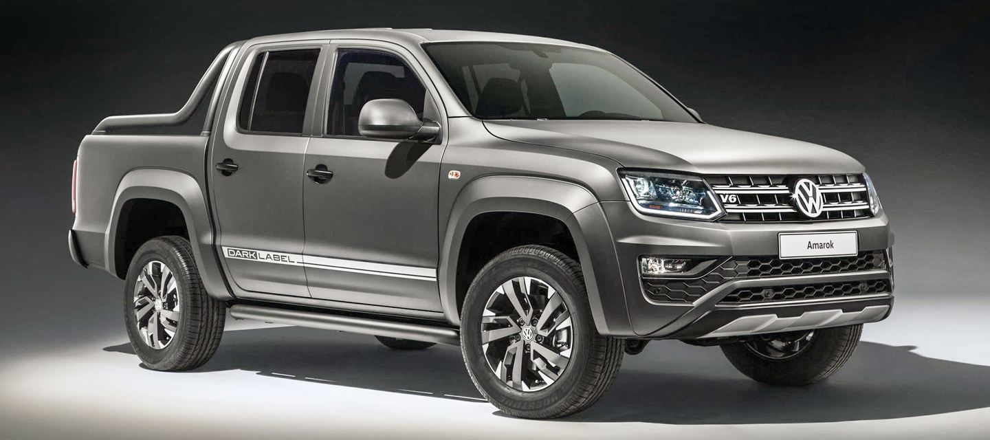 NEWS ➤ Volkswagen announces new Amarok Dark | Concept