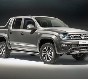 Square vw amarok dark label a