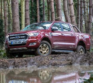 Square concept vehicle leasing   ford ranger 10