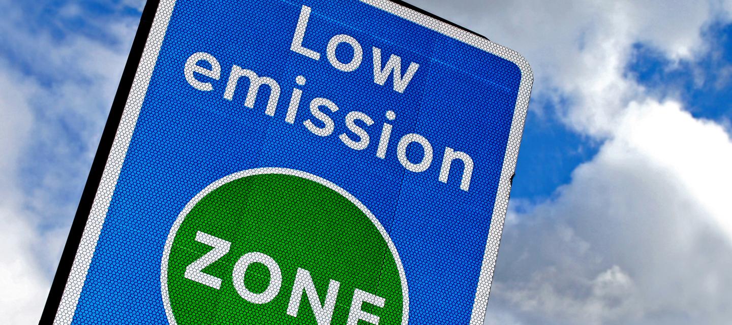 Content low emission zone chrissteer istock