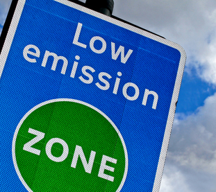 Square low emission zone chrissteer istock