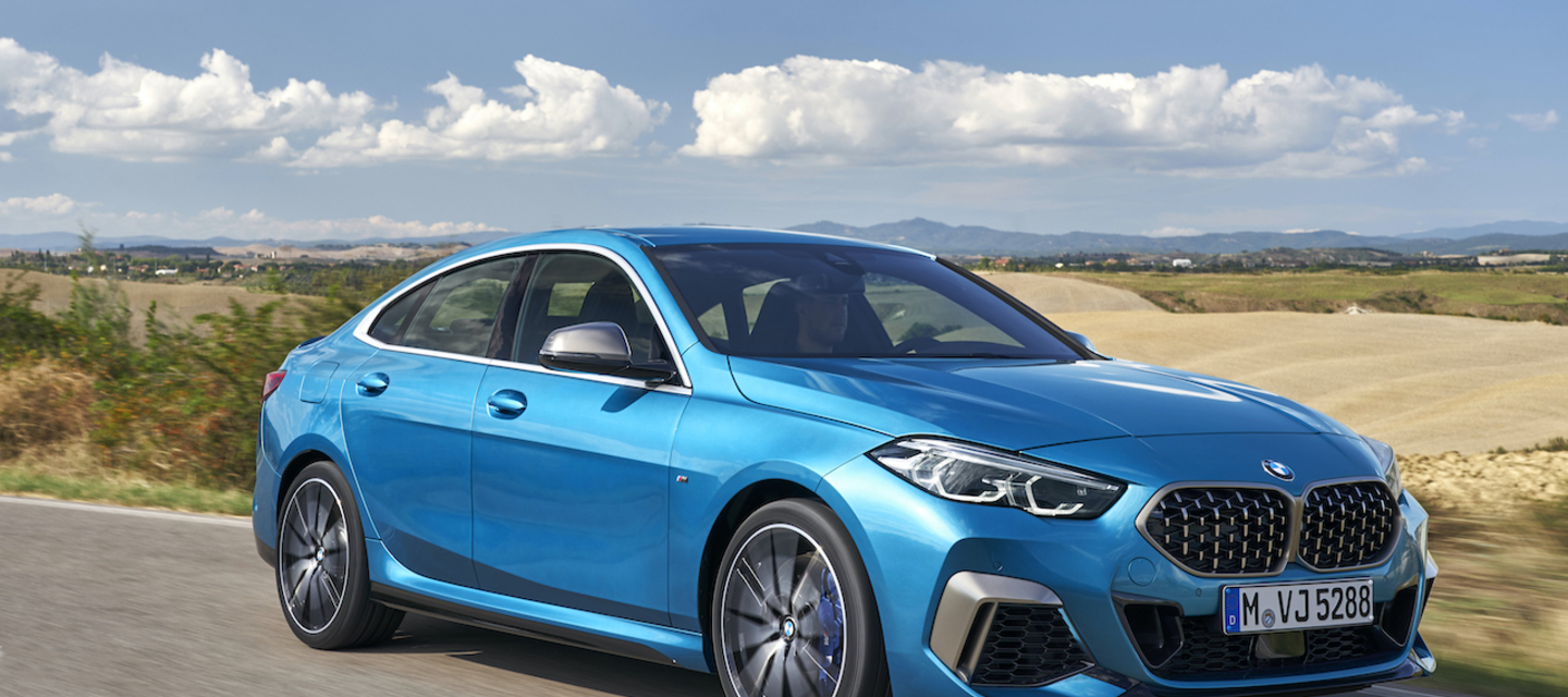 Content 2 series gran coupe exterior
