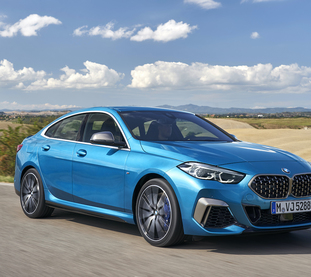 Square 2 series gran coupe exterior