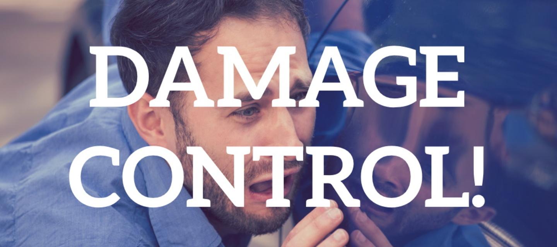 Content damage control