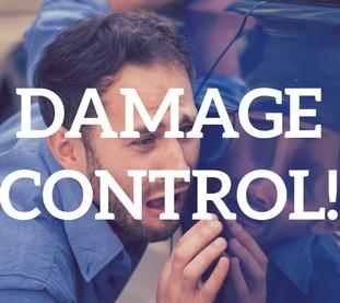 Square damage control