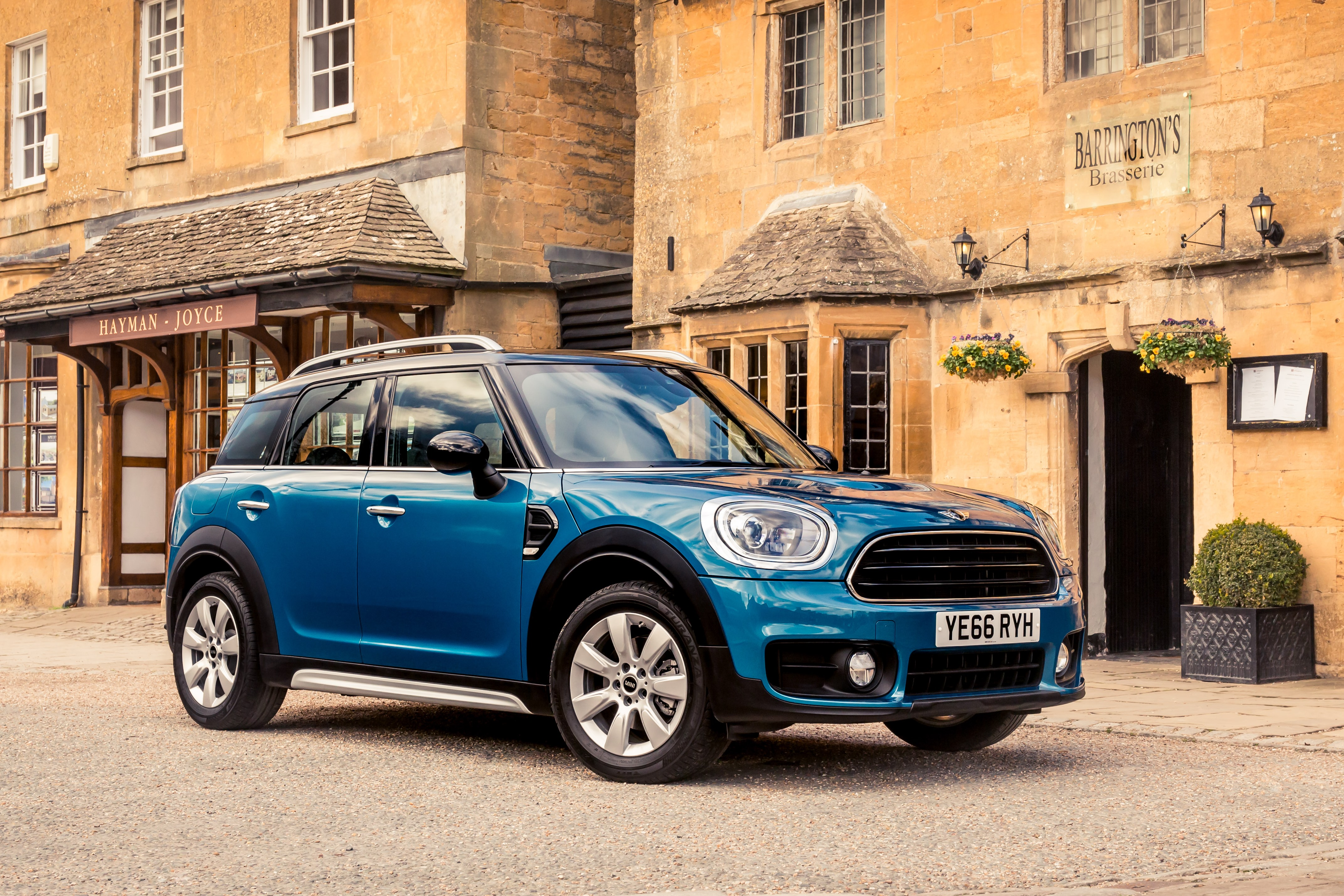 Review Mini Countryman 20 Cooper D Chili Concept Vehicle Leasing
