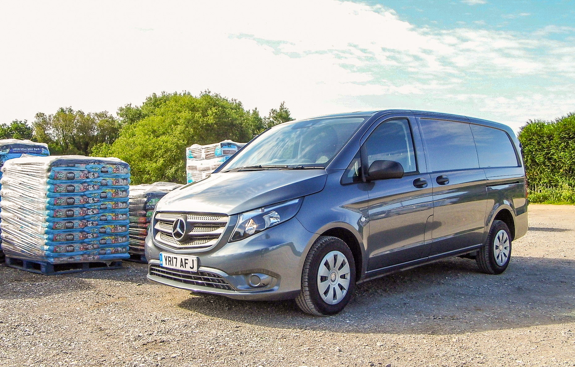 REVIEW ➤ Mercedes-Benz Vito 111CDi Long | Concept Vehicle