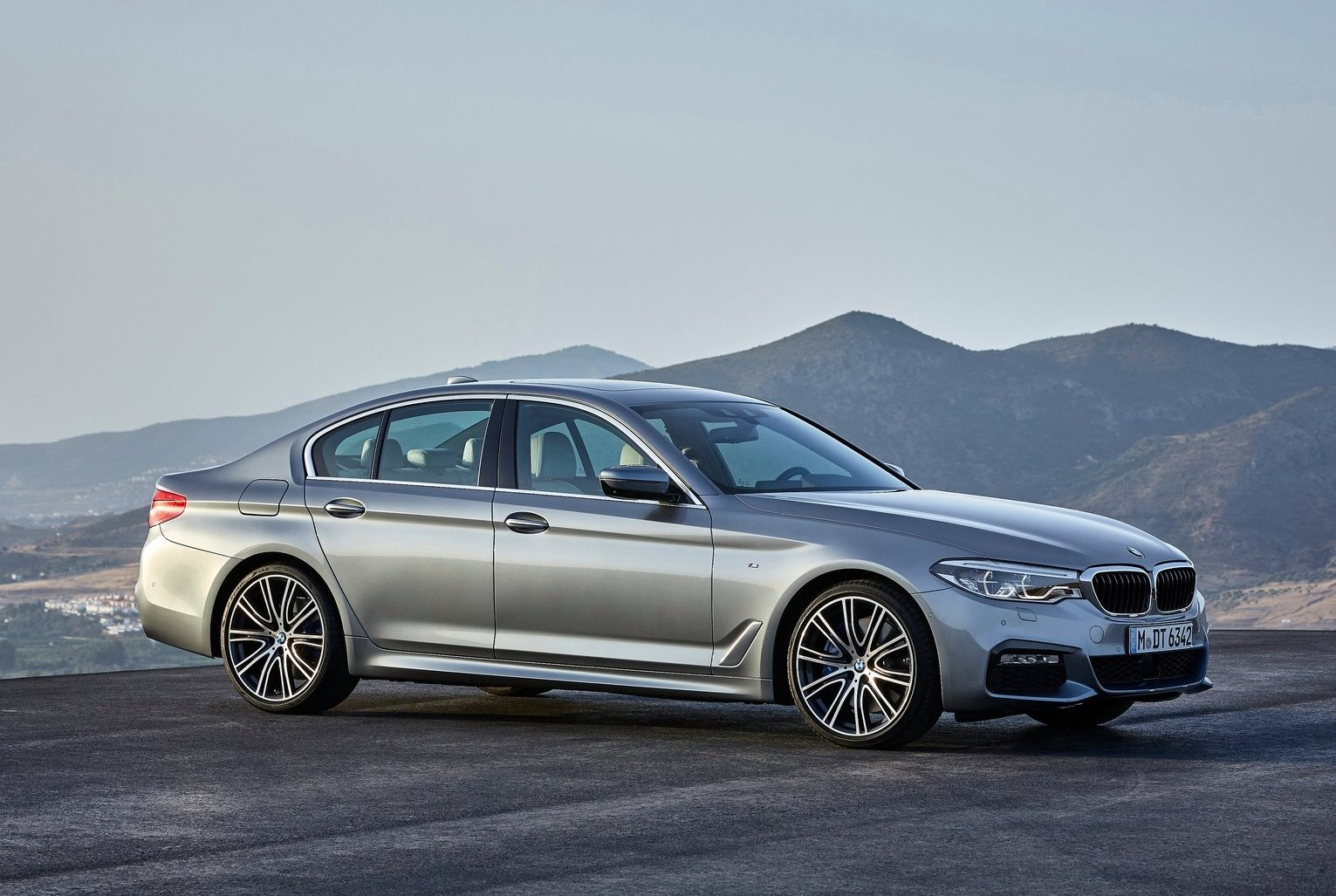 REVIEW ➤ BMW 520d M Sport | Concept Vehicle Leasing