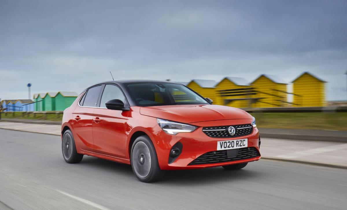Vauxhall Corsa e-Action