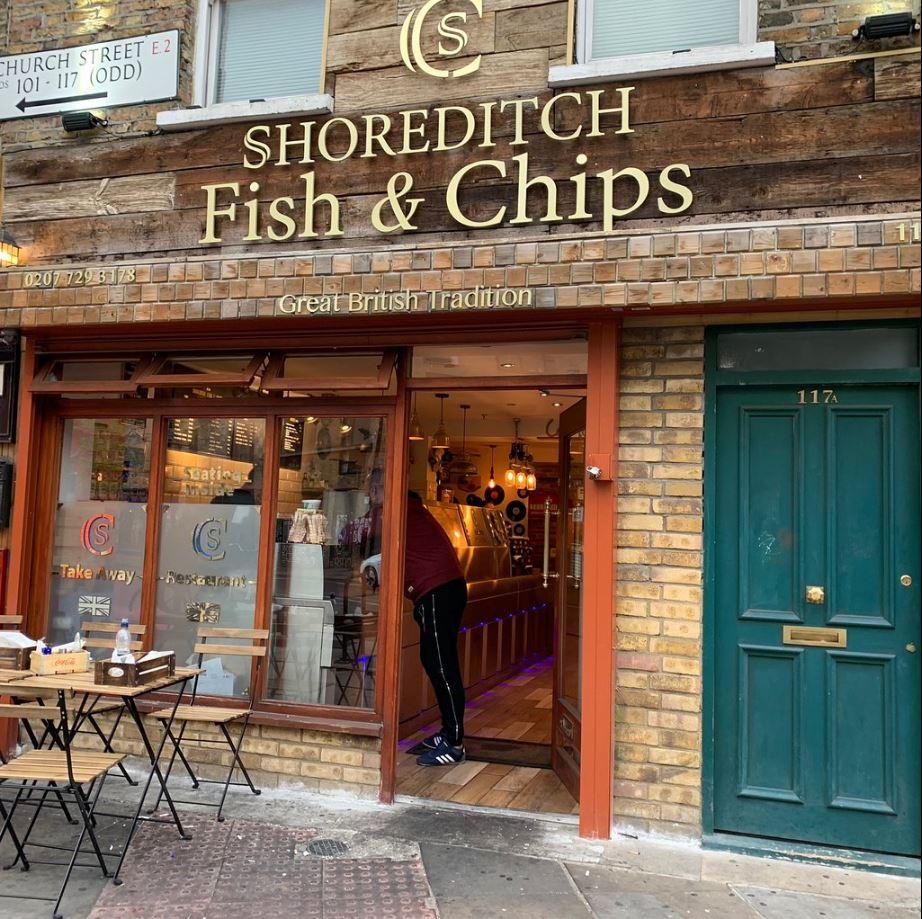 Best Fish & Chips Restaurant & Takeaway