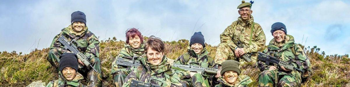 DINGWALL CADET TRAINING CENTRE | 1st Battalion The… | Army