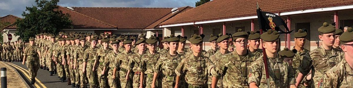 BALAKLAVA TRAINING GROUP | West Lowland Battalion… | Army
