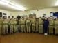 Presentation for outgoing E Company Cadet CSM and Promotion for Poole Cpl to Sjt