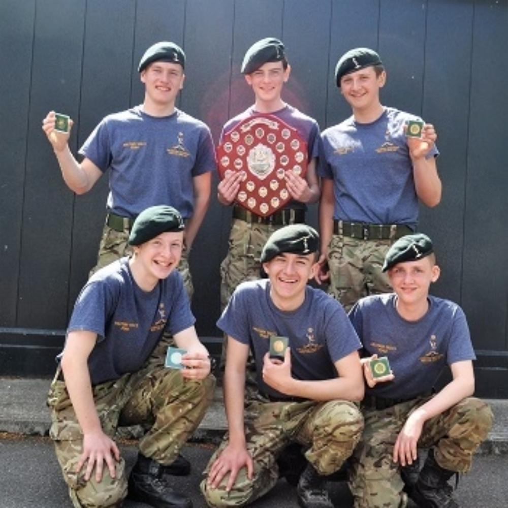 Essex Army Cadet Force - Falklands Competition  …   Army