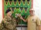 Stroud's new Platoon Commander
