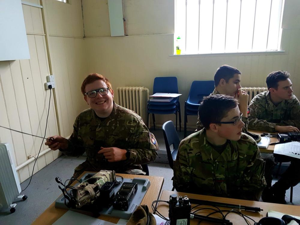 Army Cadets and Royal Air Force Air Cadets join… | Army
