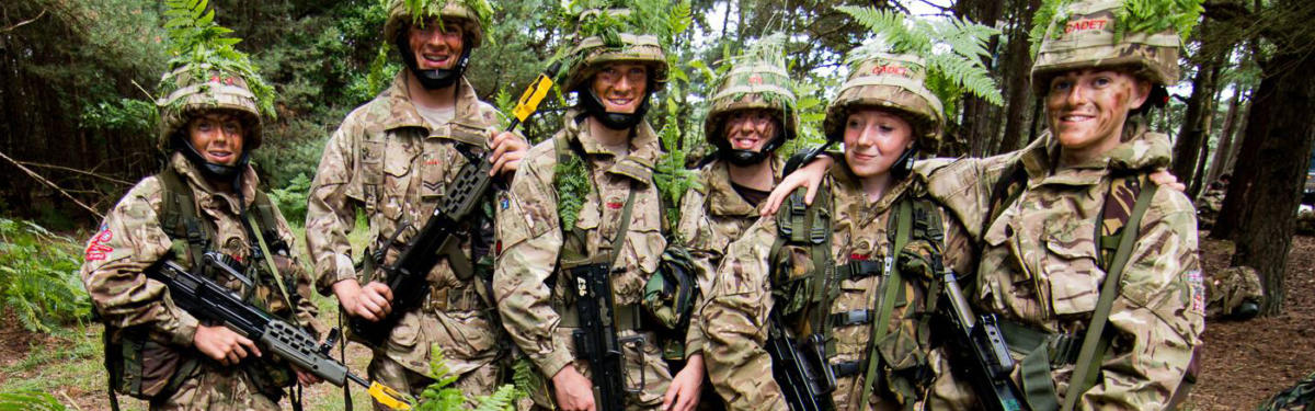 Leicestershire, Northamptonshire and Rutland ACF |… | Army