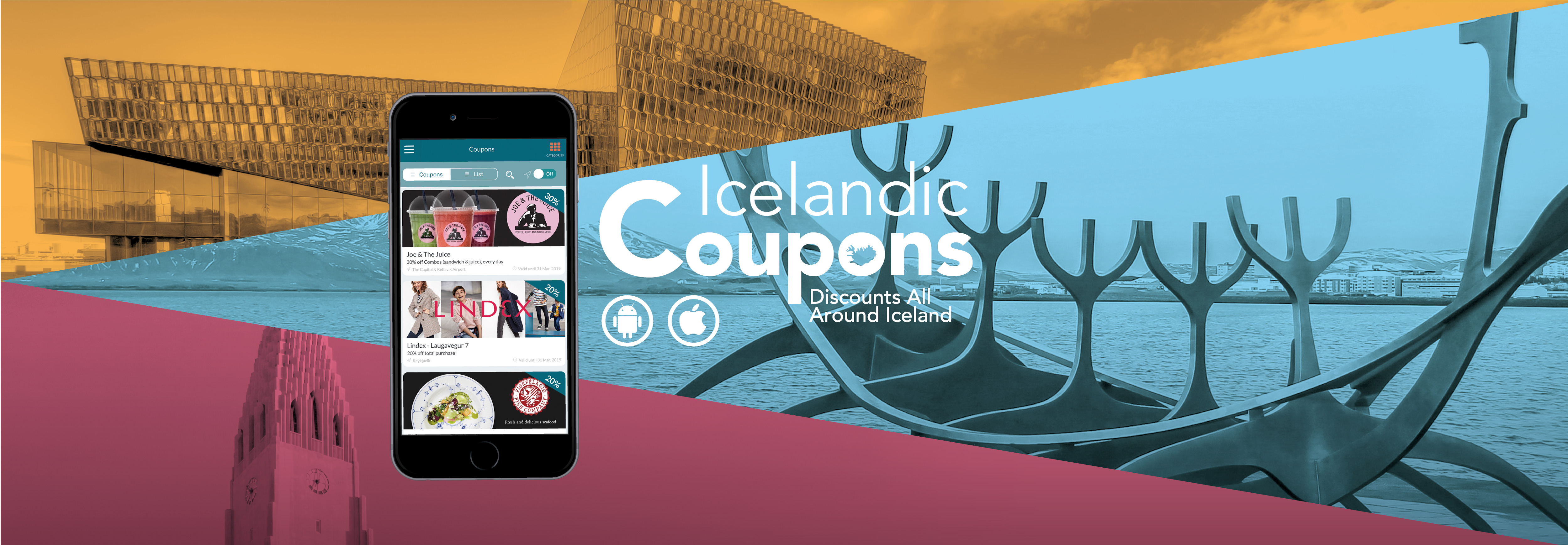 coupons in iceland