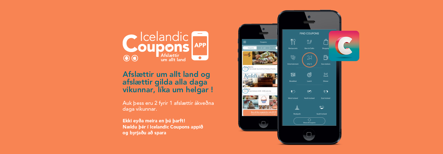 iceland 2 for 1 deals