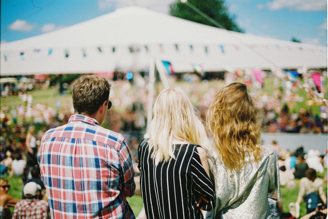 Cozy's Top 5 Festival Essentials