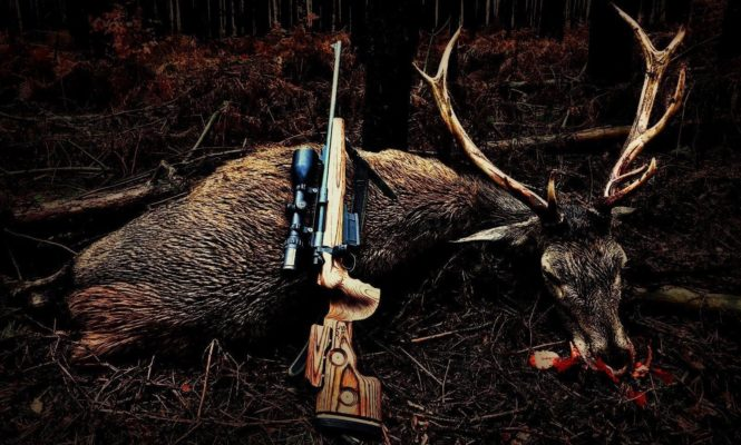 GRS Riflestocks Hunting Buck