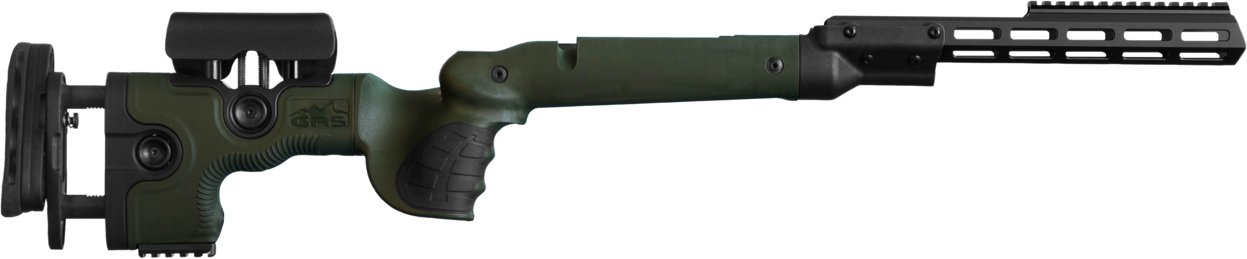 GRS Warg Green Rightview Adjustment