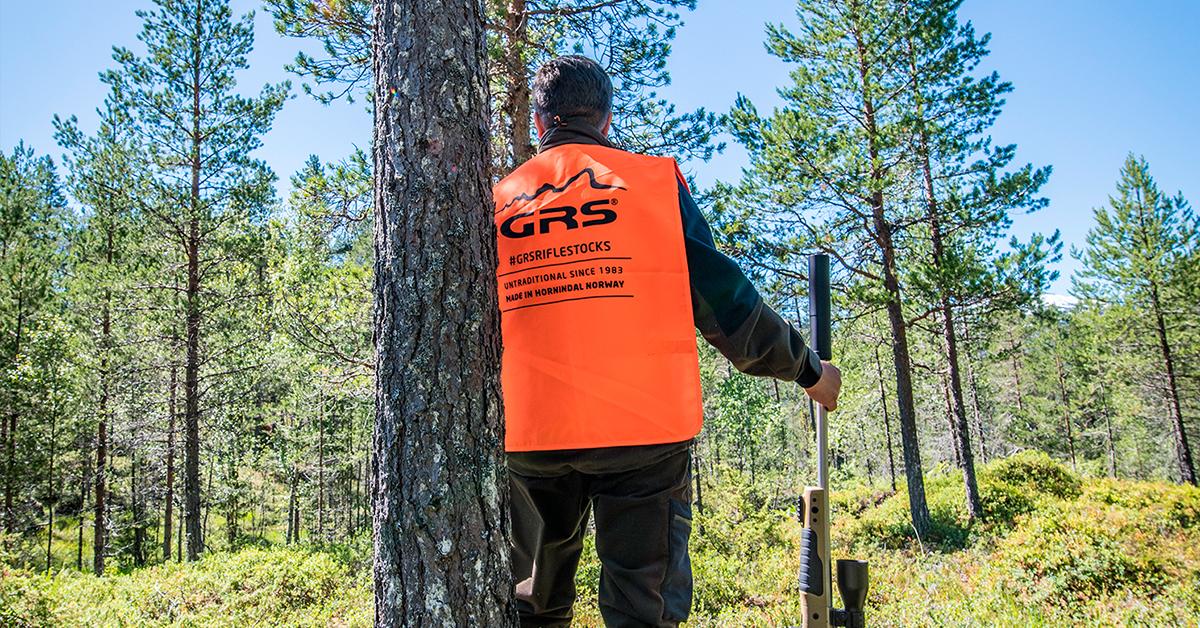 GRS Safety vest - GRS Riflestocks