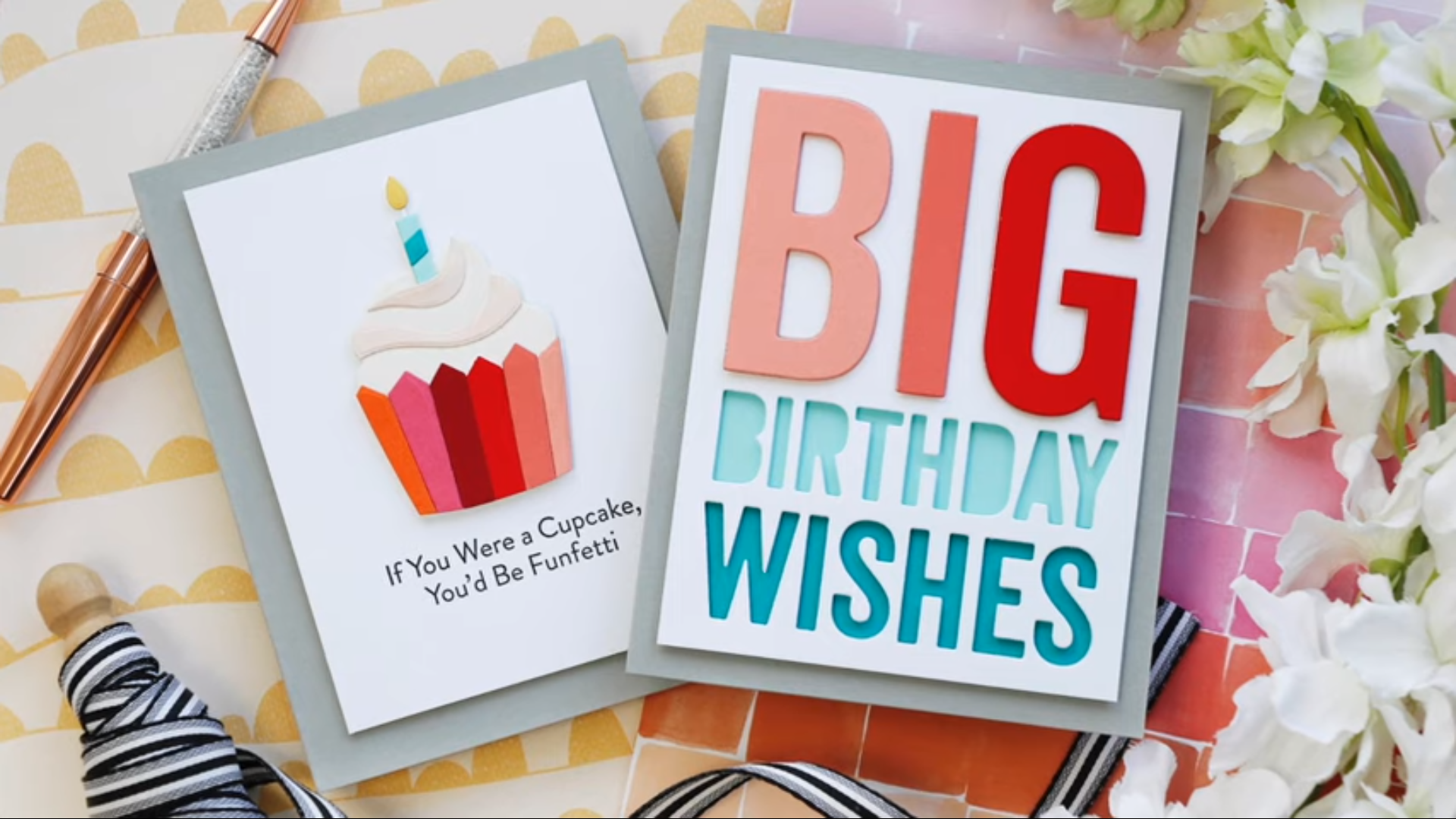 My Favorite Things Birthday Wishes Cards