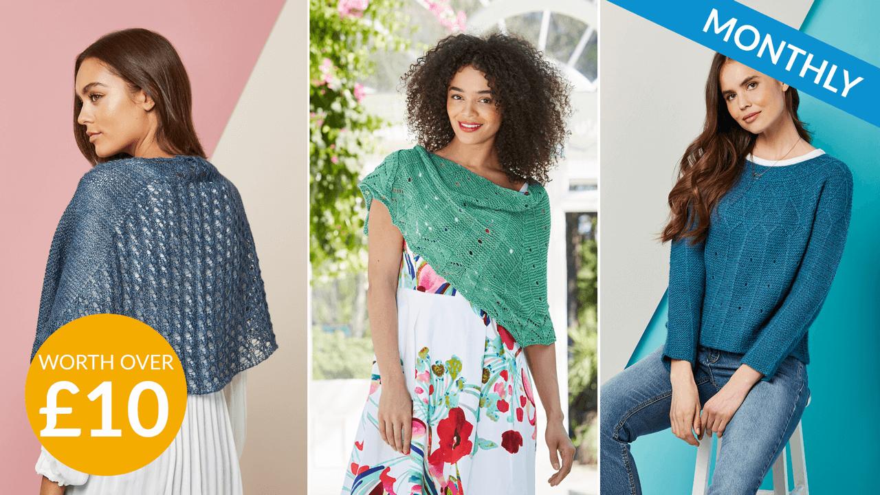 Premium-Knitting-Patterns