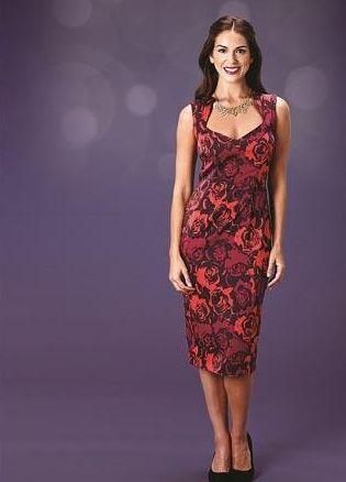 Loretta-Wiggle-Dress